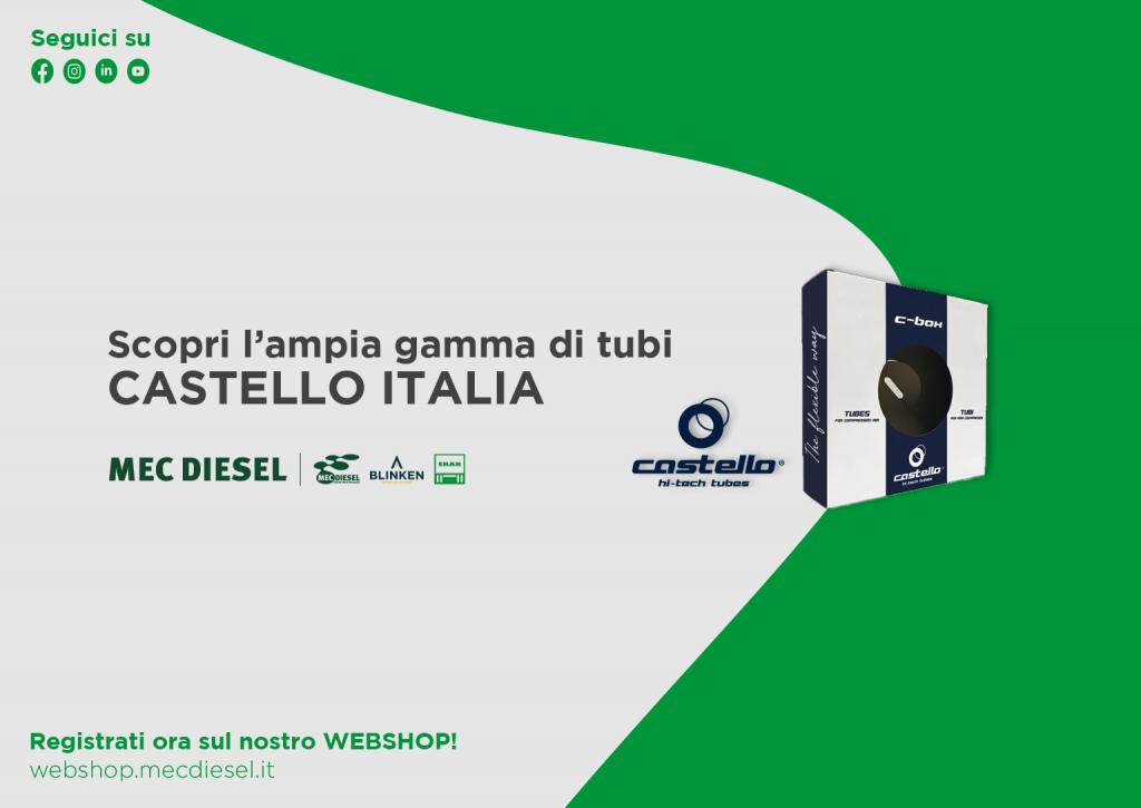 Tubi Castello Italia